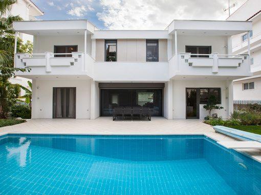 Residence in Glyfada